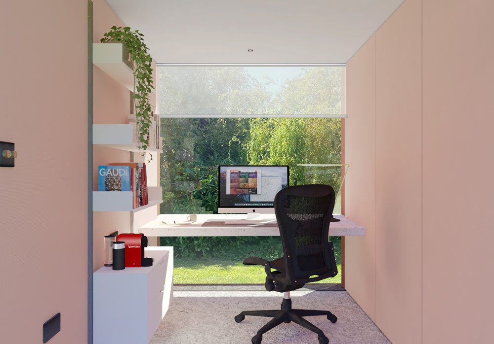 How to Optimise your home workspace for increased productivity.