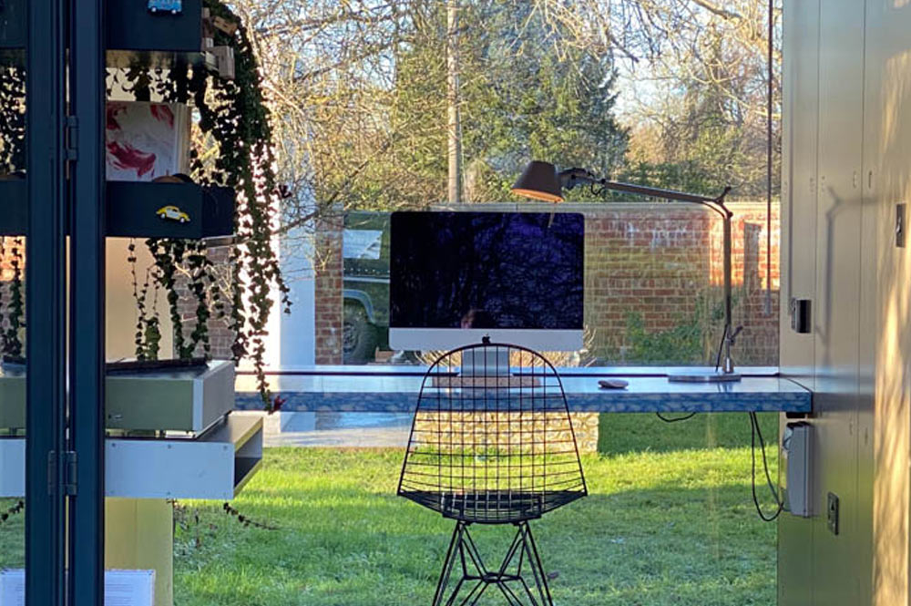 The Telegraph – How to install a home office in your garden and boost the value of your property