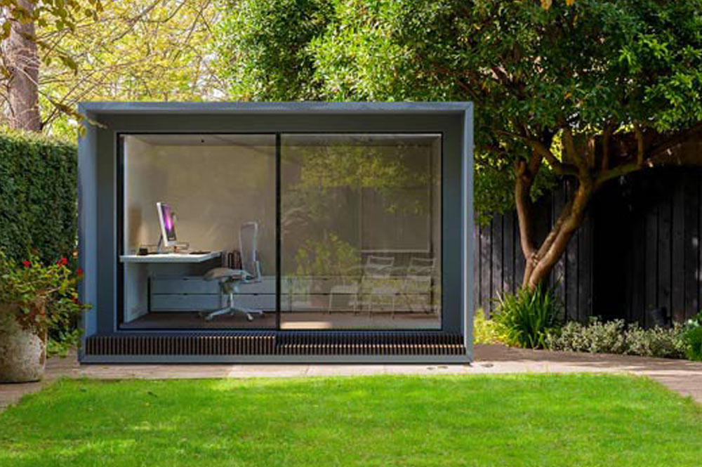 The Times – How to create a garden office
