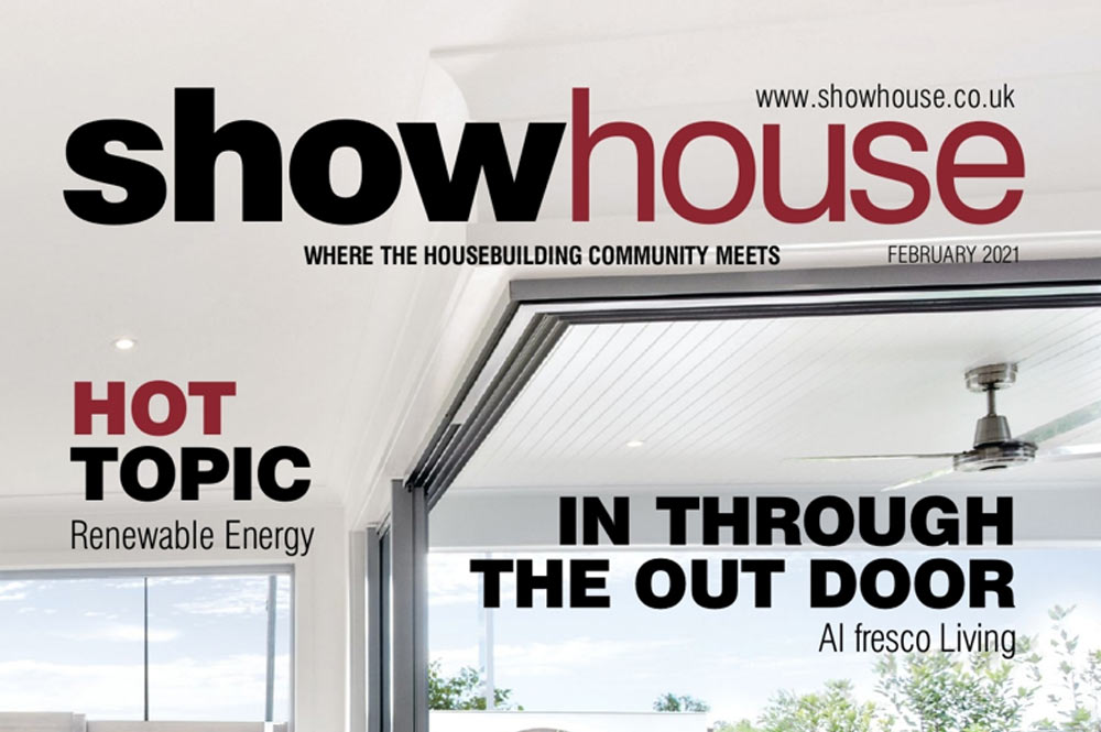 Showhouse Magazine – The Great Outdoors