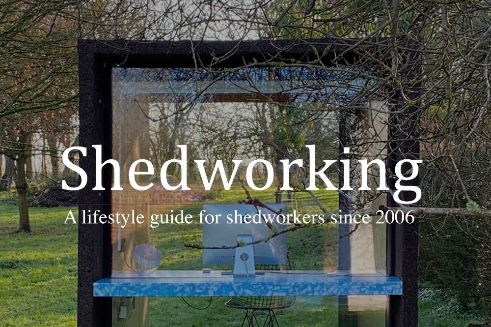 Shedworking – Modulr Space: Sustainable garden offices