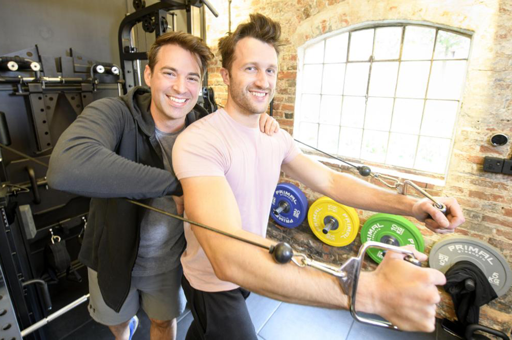 The Sunday Times – Home gym ideas to set your pulse racing